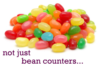 Not just bean counters